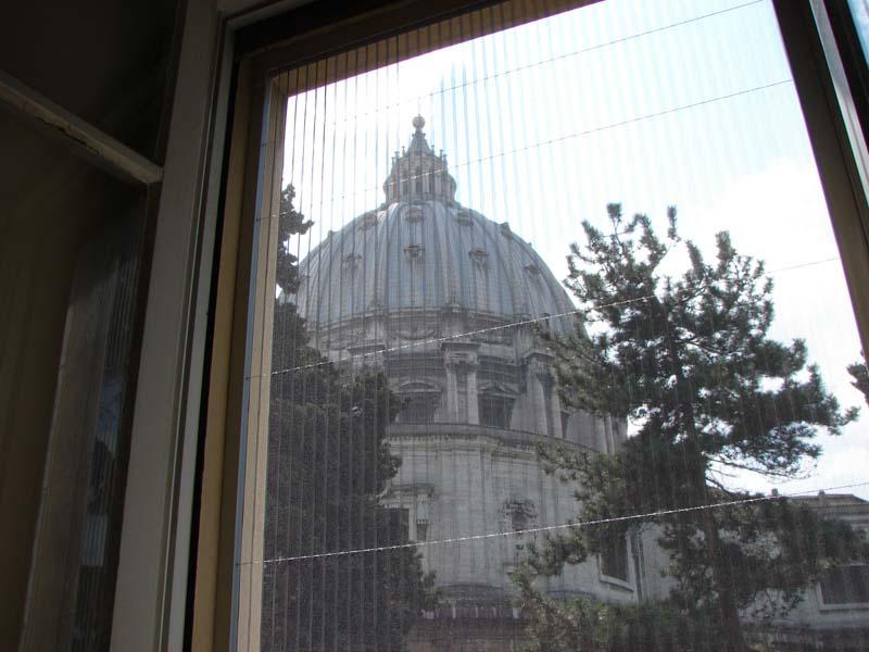 Zanzariere plissettate S.Pietro in Vaticano