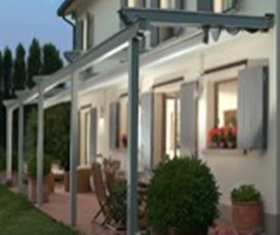 Pergotenda 45 Corradi - | Zanzarone pergotenda Monterondo Roma